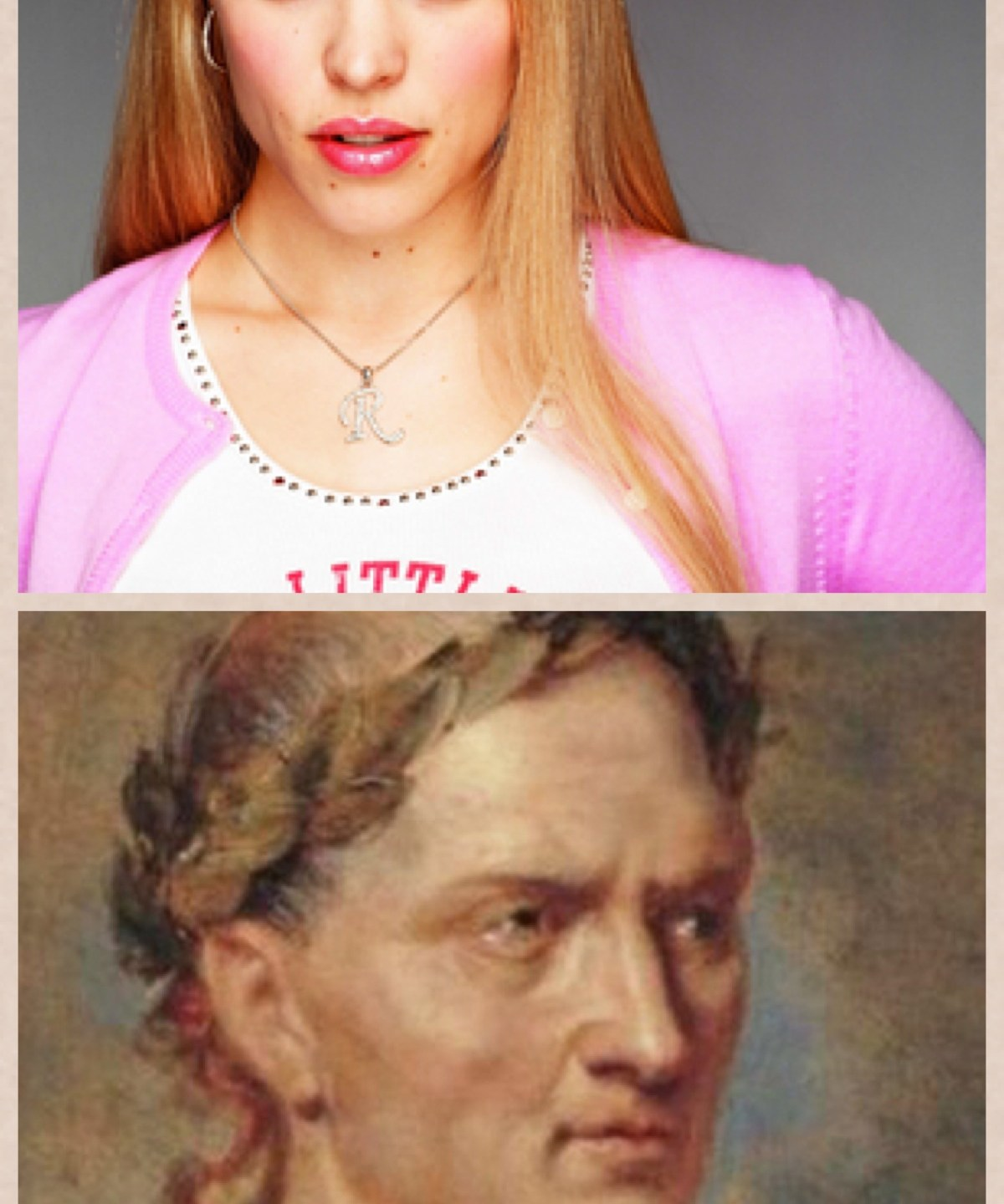Regina George As A Better Version of Caesar
