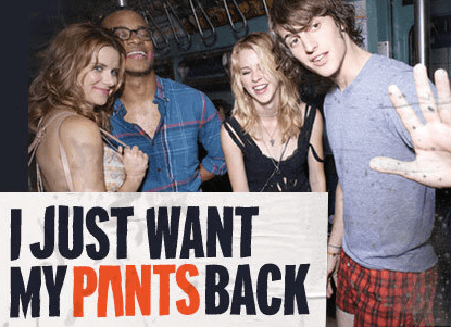 Promo for I Just Want My Pants Back
