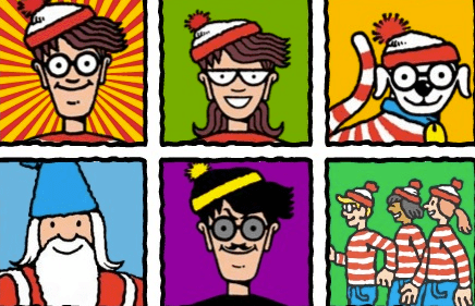 Members of the Waldo universe