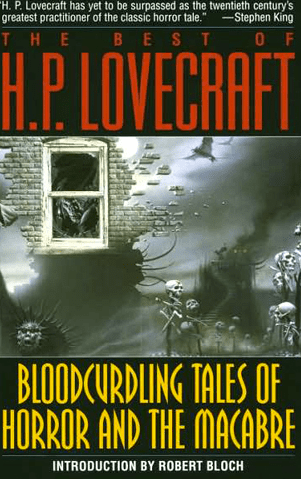 A collection of terrifying tales