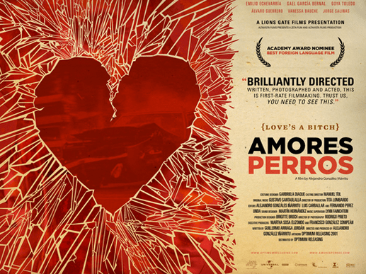 Amores Perros & 2666: Showcasing Mexico At Its Modern Worst