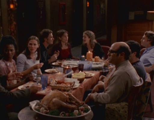 A Felicity Thanksgiving