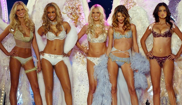 Ghosts of VS fashion shows past