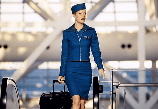 View From the Top: The Last & Only Hope of Glamorizing Flight Attendantry