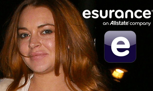 Irony Was Not Defined Until Lindsay Lohan Became A Spokesperson for Car Insurance