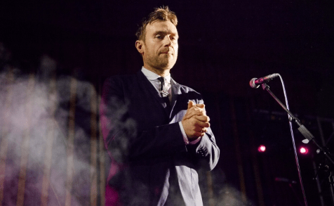 Damon Albarn Simultaneously Delights & Causes Concern By Announcing Plans to Adapt Alice in Wonderland