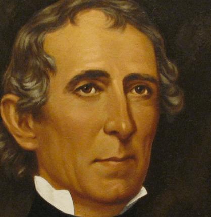 John Tyler: A Virginian gentleman