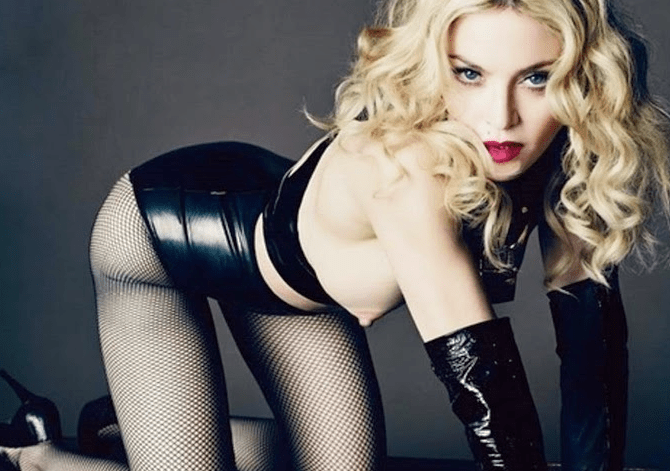 The Absurd Ageism Behind BBC Radio 1's Ban on Madonna