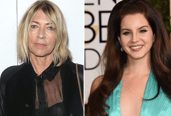 Kim Gordon Throws Down the Gauntlet In Front of Lana Del Rey