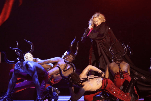 Madonna Further Proves Her Commitment to the Performance in Wake of Fall at 2015 Brit Awards