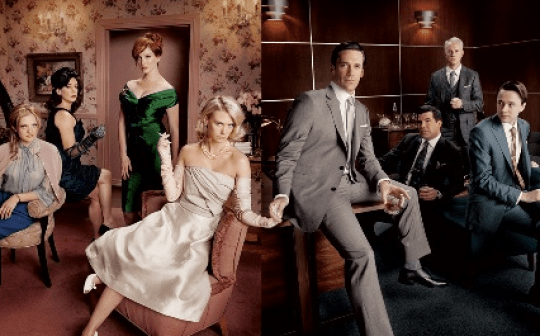 Mad Men: portraying the 60s falsely