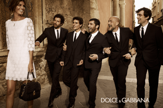 D&G has always showcased a traditional outlook on sexuality in their ads