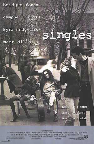 Promo poster for Singles