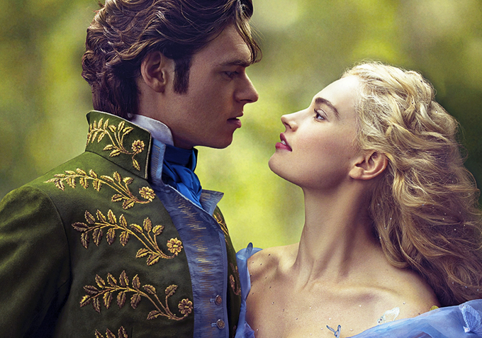 The latest Cinderella is far more dependent on her prince