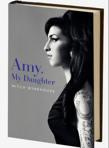 Apparently, only the Winehouse family is allowed to exploit Amy