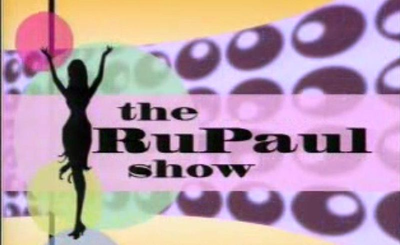 Titles for The RuPaul Show