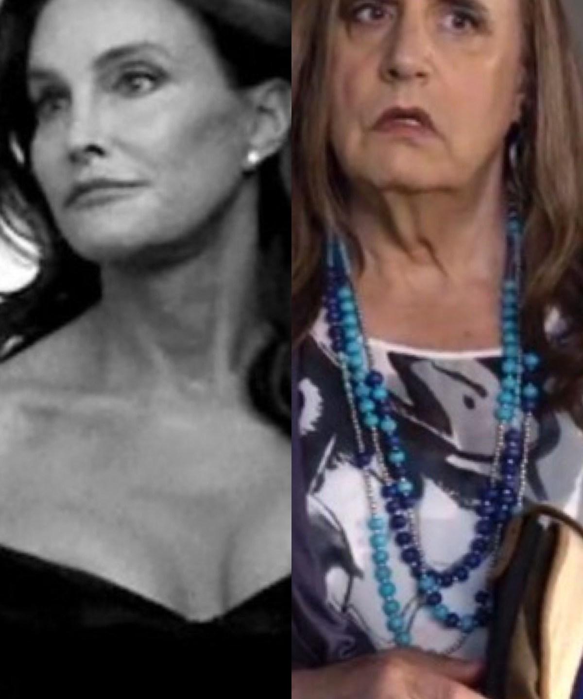 Bruce/Caitlyn Jenner: Living The Plot of Transparent