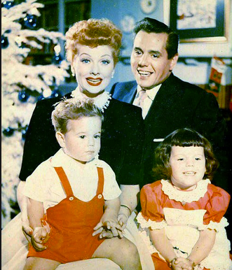The Arnaz clan