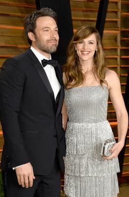 Jen & Ben: red carpet staples