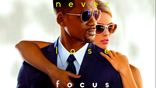 Promo poster for Focus