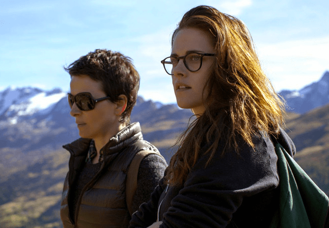 On Clouds of Sils Maria