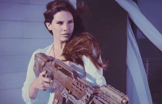 Machine Gun Del Rey