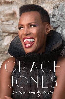 Cover of Jones forthcoming memoir