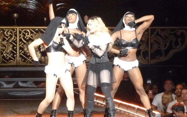 The Rebel Heart Tour: A Conglomerate of Madonna's Favorite Themes