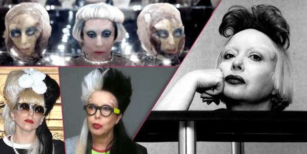 Orlan Takes On A New Art: Suing Lady Gaga
