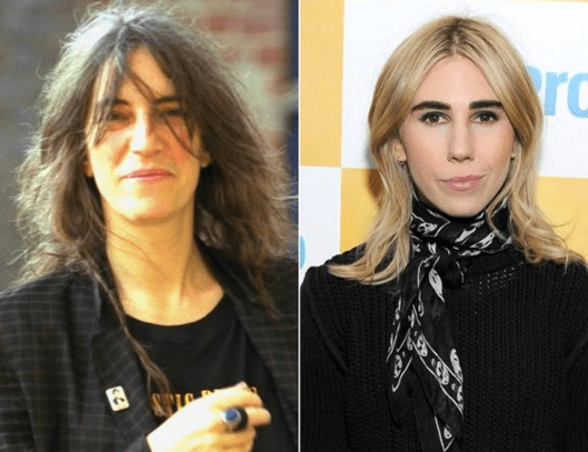 Zosia Mamet Playing Patti Smith Feels Horribly Wrong