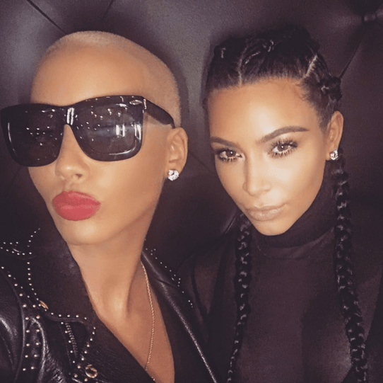 "Calling Bullshit on Amber Rose and Kim Kardashian ""Making Peace"""