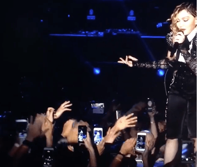 "What Is Madonna Trying To Tell Us With Her Rare & Unexpected Performance of ""Take A Bow""?"