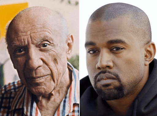 Just Because Picasso Was an Asshole Doesn't Mean He Would Want Fellow Asshole Kanye West to Name A Record in His Honor