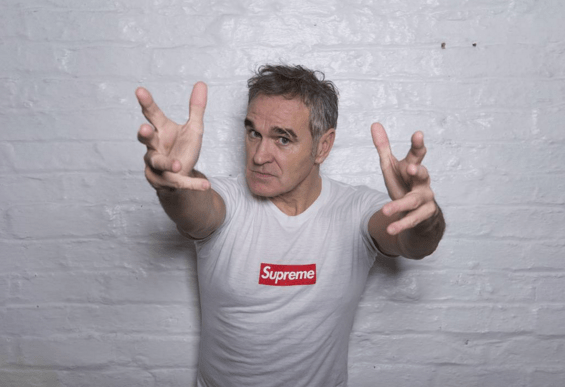 Morrissey's Feud With Supreme Is Kind of Beautiful