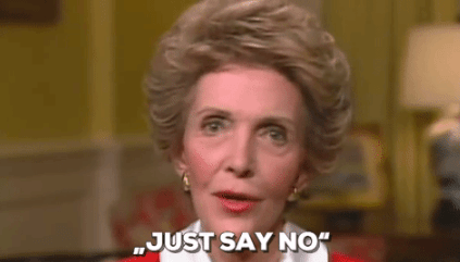 Nancy Reagan Might Be Dead, But Her Pop Culture Forming Anti-Drug Message Lives On