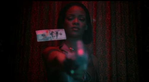 "Rihanna Does Spring Breakers for ""Needed Me"" Video"