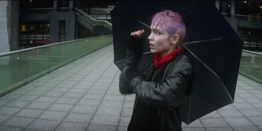 "Grimes' ""California"" Video Represents Very Little About California–Or Does It?"