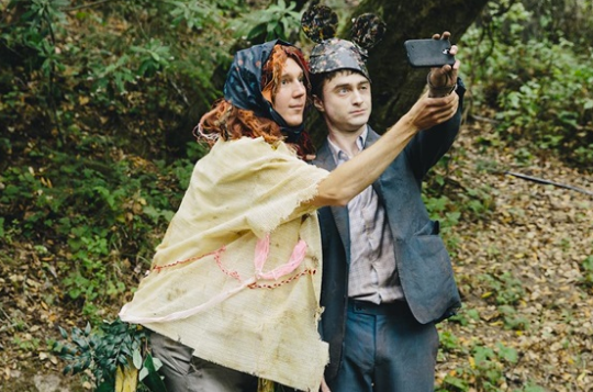 Necbromance/Farting Toward Friendship in Swiss Army Man