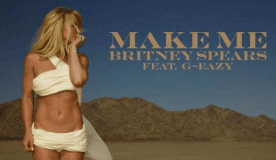 "Britney Spears Reaffirms Her Ability To Signal Pop Music Trends With ""Make Me"""