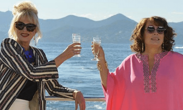 Absolutely Fabulous: The Movie, Or Edina Monsoon: The Original Millennial