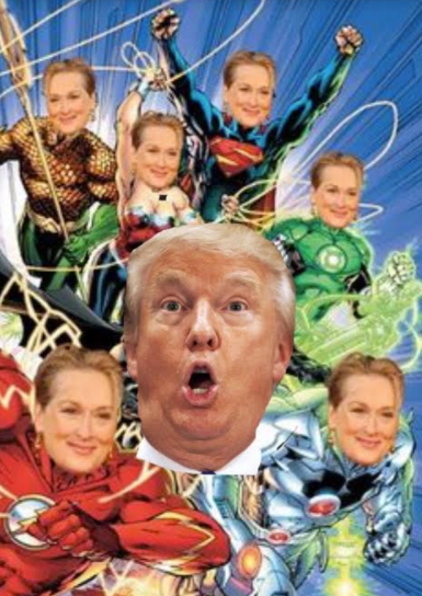 "Donald Trump & The Attack of ""The Liberal Movie People"""
