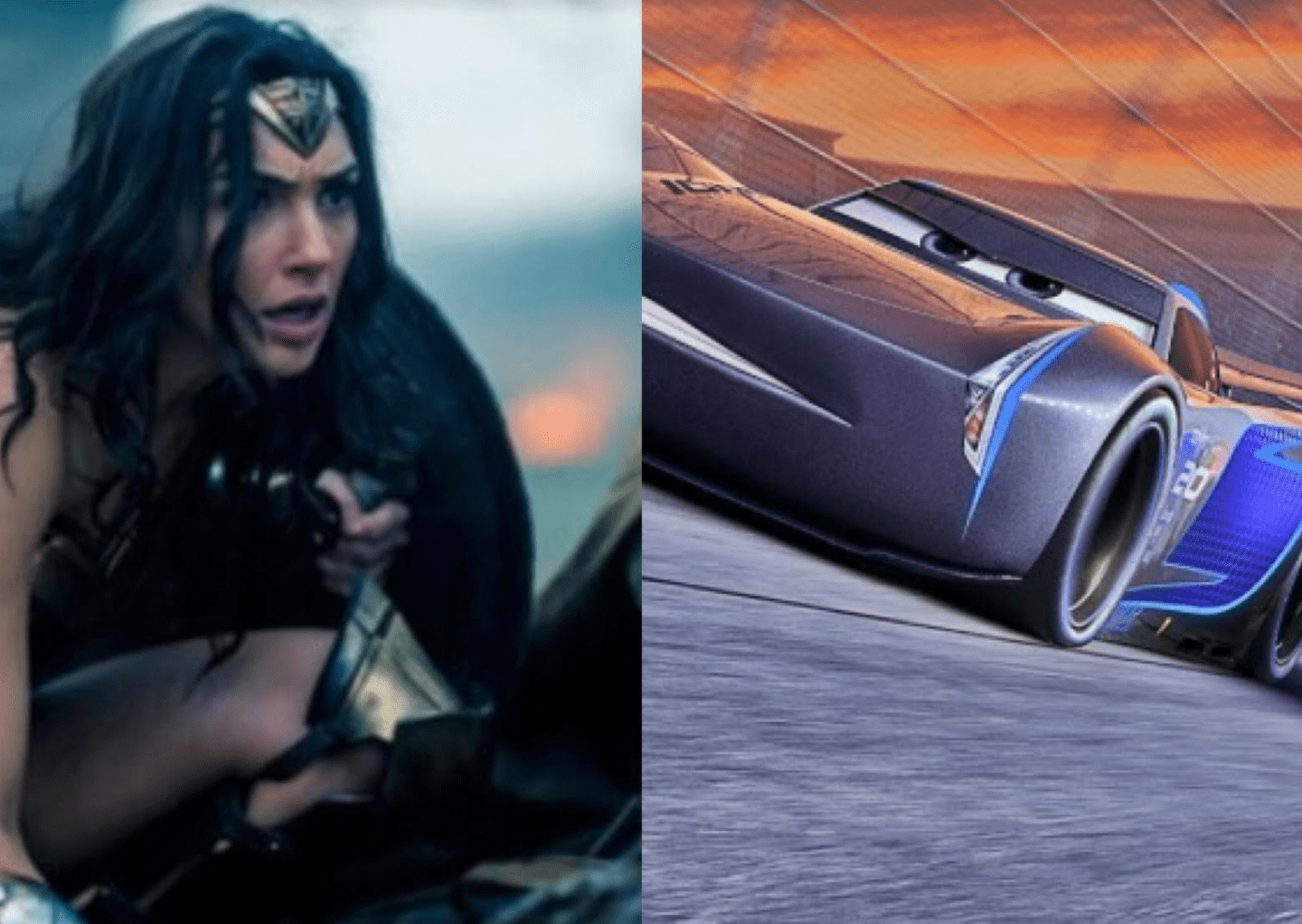 What Cars 3 Displacing Wonder Woman After Such a Brief Period at the Top Indicates