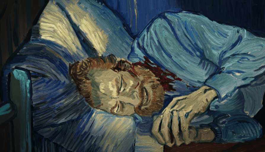 Loving Vincent (Is Easy Through the Lens of His Art)