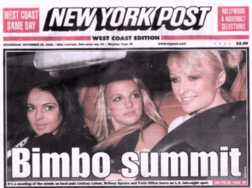 "The ""Summit"" That Defined a Decade: Happy Anniversary to The Paris/Britney/Lindsay Hangout Session"