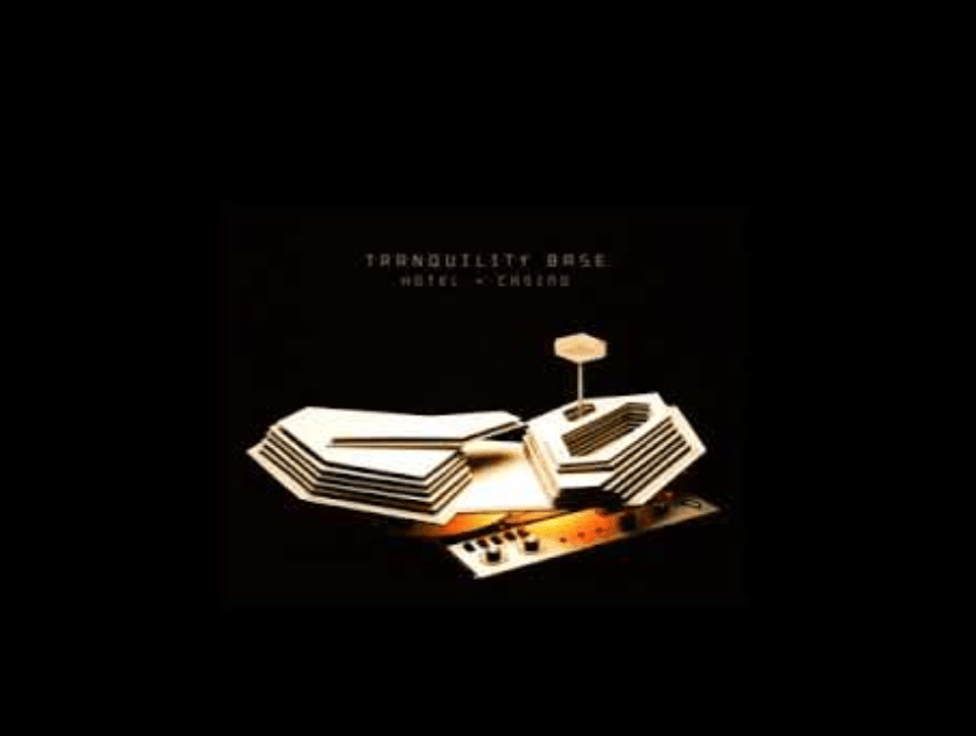 arctic monkeys tranquility base hotel & casino cover