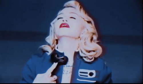 Madonna Basically Admits She's Selling a 2-in-1 Apparatus: Skin Care Meets Sex Toy