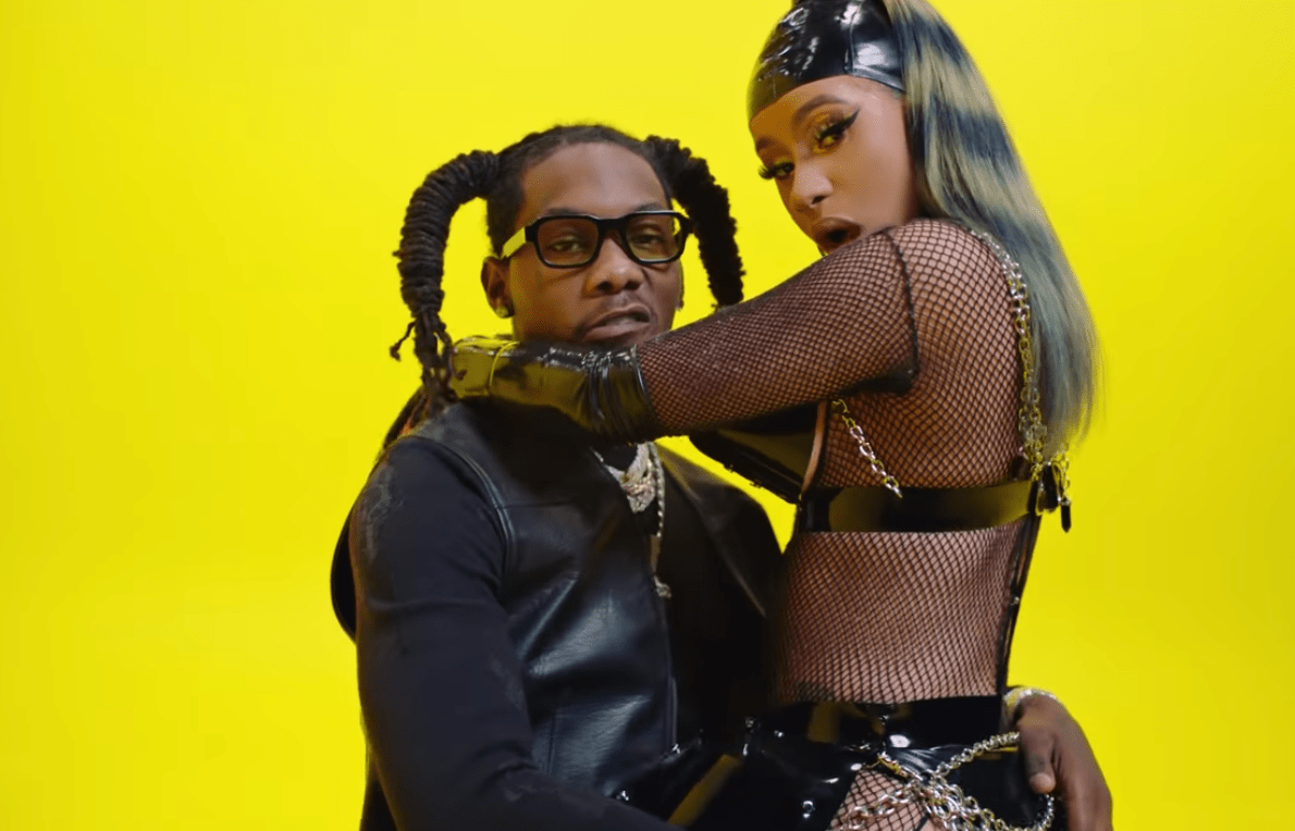 """Offset Has No Issue With Cardi B Trying To Get Some """"Clout"""
