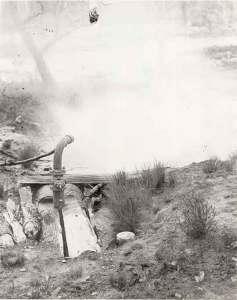Tinnenburra bore Cunnamulla
