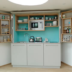 compact kitchens natural maple kitchen cabinets photos culshaw kitchenettes free standing furniture hive grand