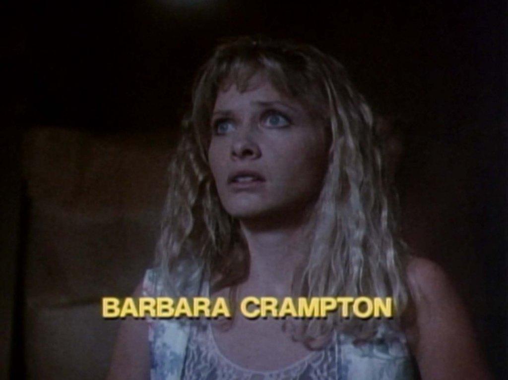 Barbara Crampton in Chopping Mall (1986)